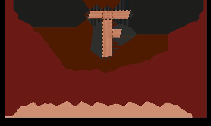 The Factory interior logo